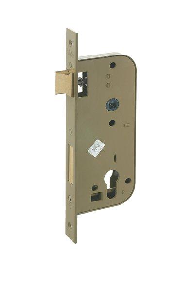 Serrature da infilare per porte in legno
