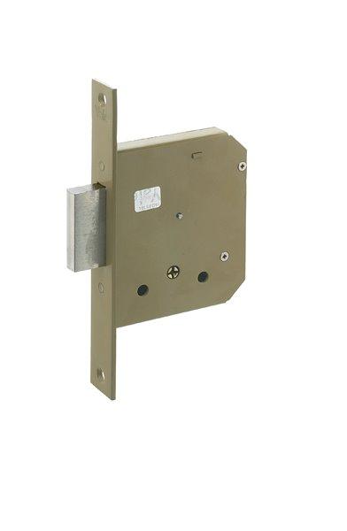 Cross key cylinder locks