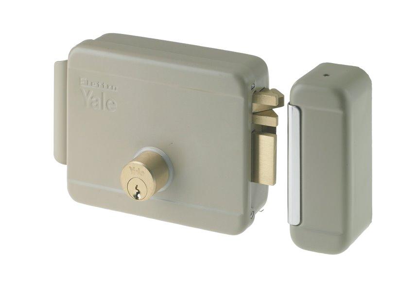 670 - Electric rim lock