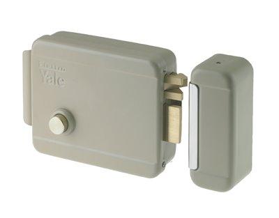 674 - Electric rim lock