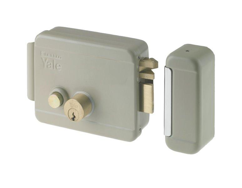 678 Electric rim lock