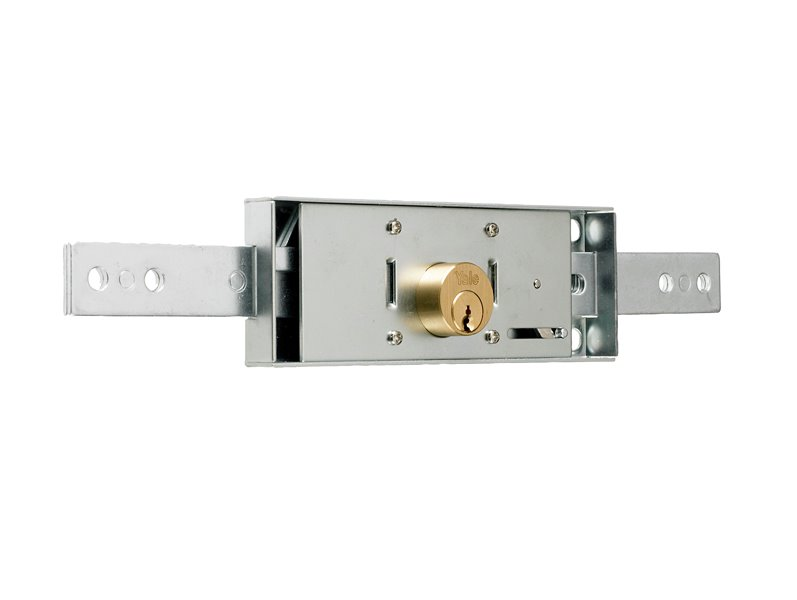 9B58 Standard flat key operated lock