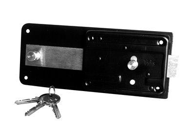 660 - Dead bolt rim lock
