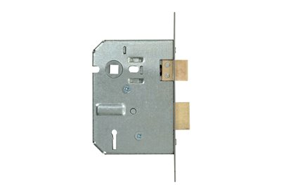 2 Lever Mortice Lock - Galvanised