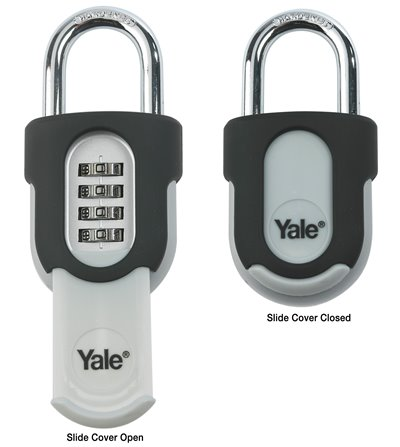 50mm Outdoor Combination Padlock