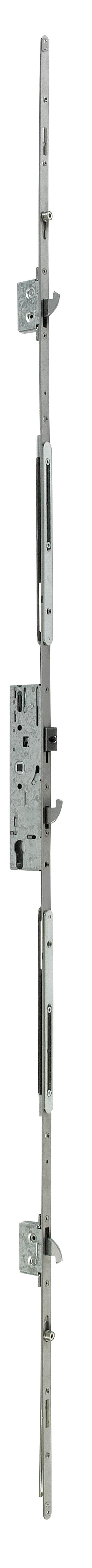 Adjustable Replacement Lock for PVCu doors