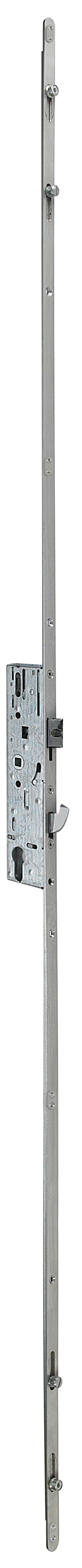 Universal Replacement Lock for PVCu Doors
