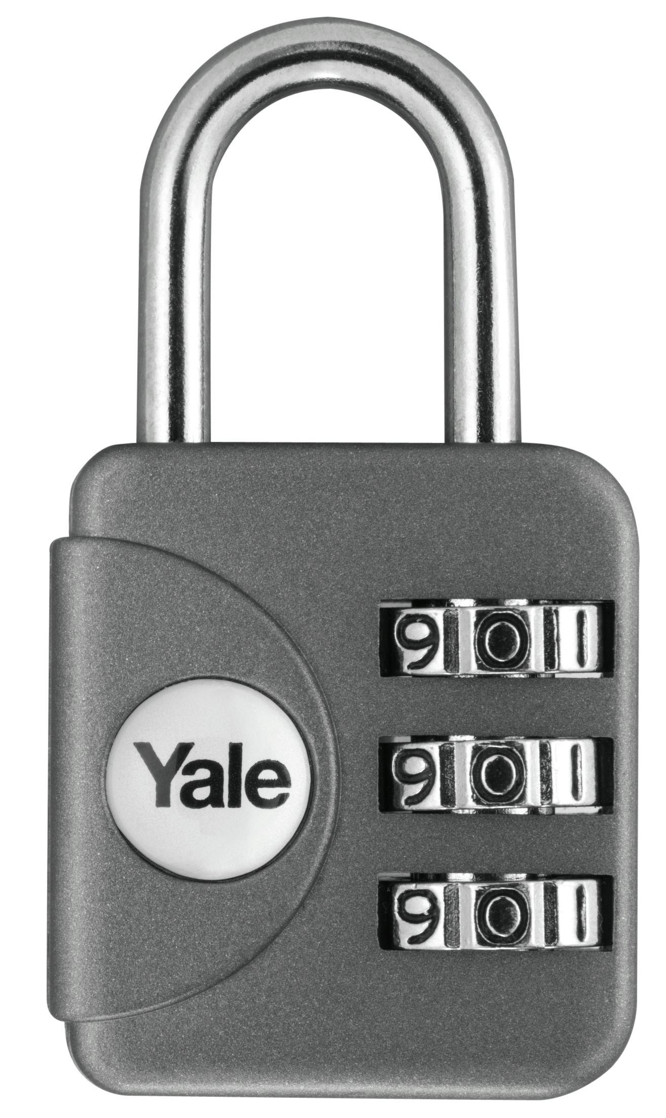 YP1 - Tugevdatud metallist korpusega kohvrilukk