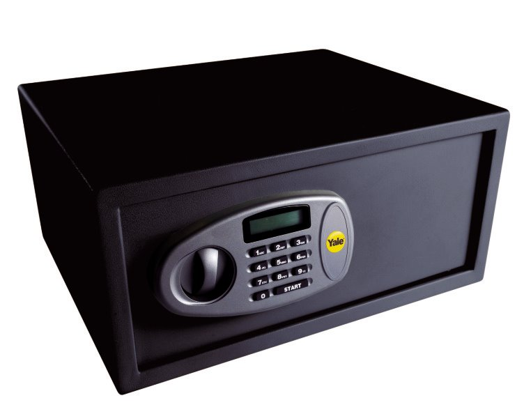 Y-MS0000NFP & Y-LTS0000 Medium & Laptop Safes