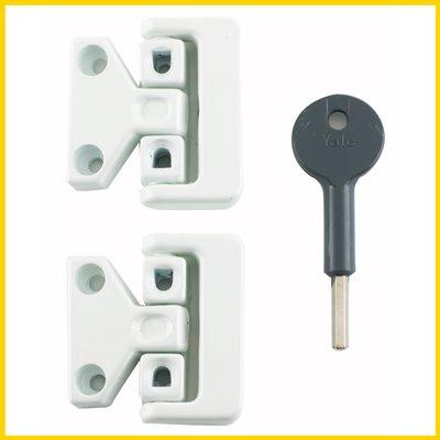 8K106 - Metal Window Lock