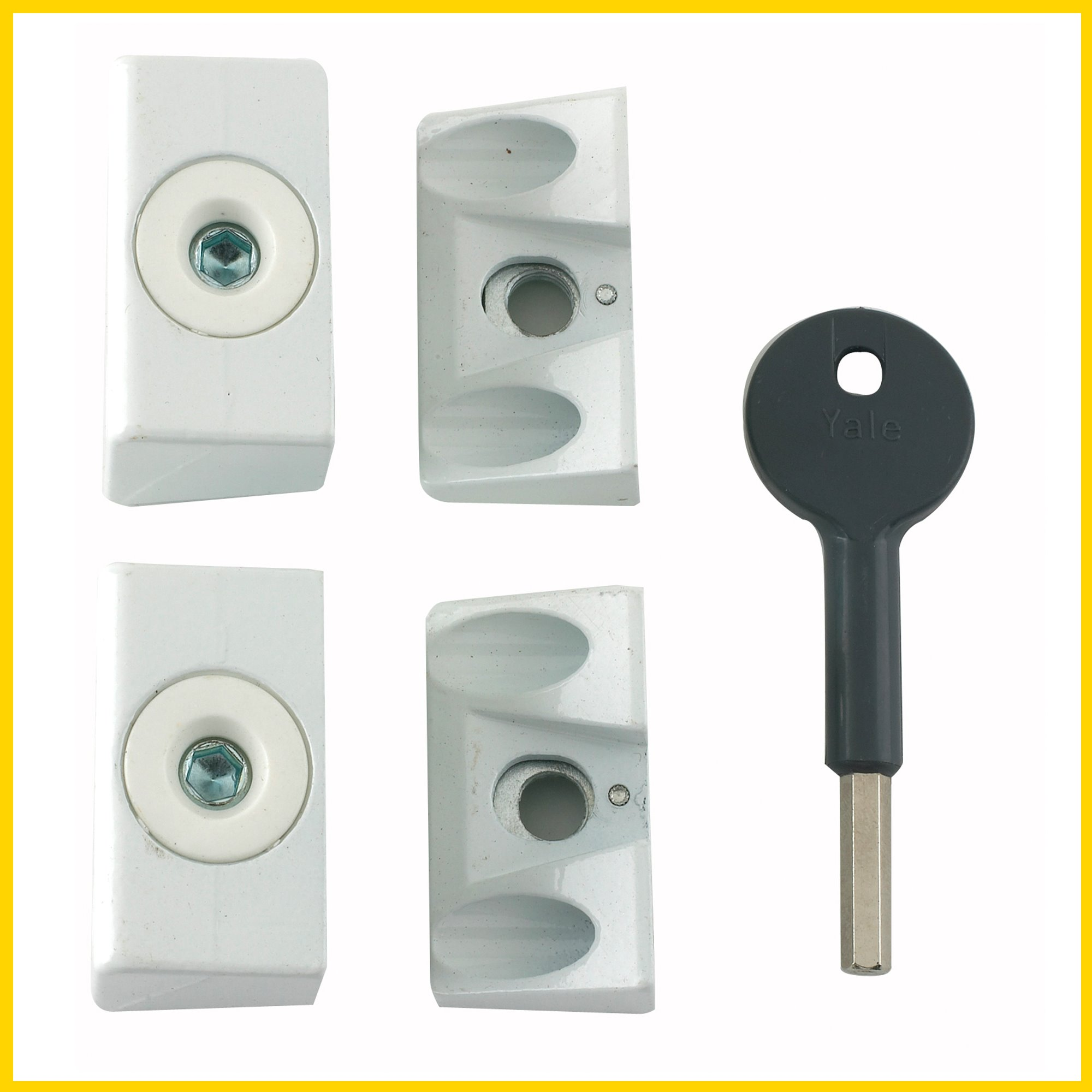 8K108 - Sash Window Lock