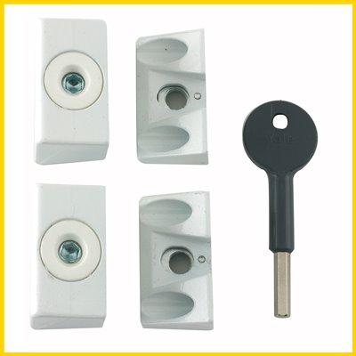 8K108 - Sash Window Lock