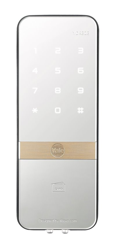 YDR323 RFID Lock for wooden and metal doors