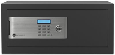 YLM/200/EG1 - Yale Certified Digital Safe Box (Laptop)