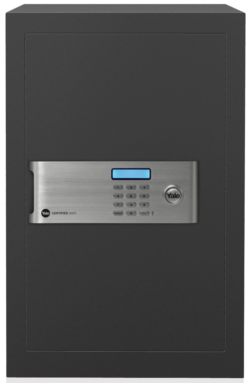 YSM/520/EG1 - Yale Certified Digital Safe Box Professional (Large)