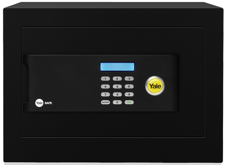 YSB/250/EB1 - Yale Standard Home Digital Safe Box (Medium)