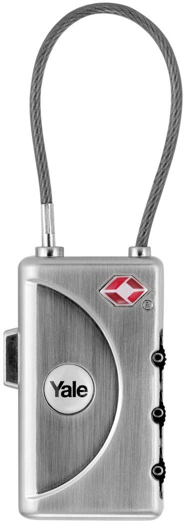YTI1/30/350 - Yale ID & Cable Luggage TSA Lock