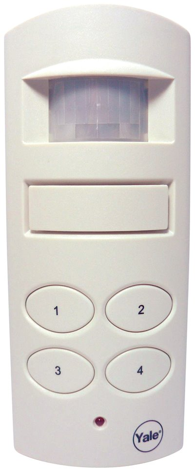 SAA5010 - Yale Single Room Alarm (with 4-digit programmable code)