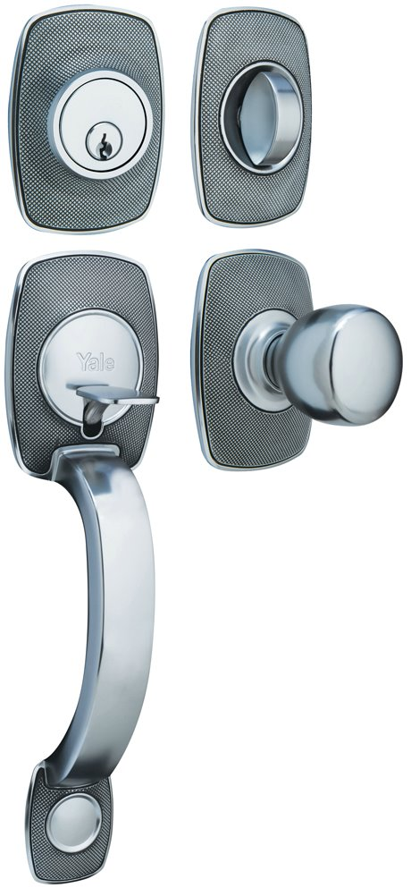 6688 - Yale Signature Series Tubular Door Handle Set