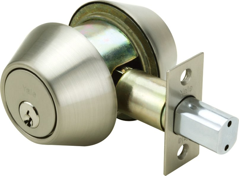 8221 - Yale 8200 Series Medium Duty Deadbolt (Double Cylinder)