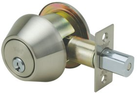8411 - Yale 8400 Series Medium Heavy Duty Deadbolt (Cylinder and Thumbturn)