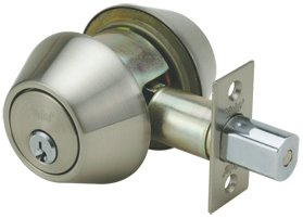 8421 - Yale 8400 Series Medium Heavy Duty Deadbolt (Double Cylinder)
