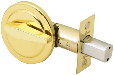 8101 - Yale 8100 Series Standard Duty Deadbolt (One side Deadbolt)