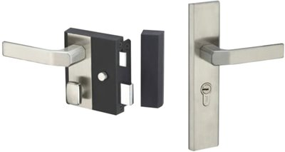R506RAA - Montage Series Right Handing Rim Lock