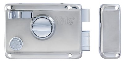 R5111 SS RH - Yale Stainless Steel Rim Lock 1
