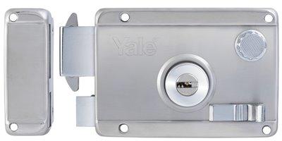 R5123 SS RH - 不锈钢系列外装门锁