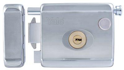 R5333 SS RH - Yale Stainless Steel Rim Lock 5