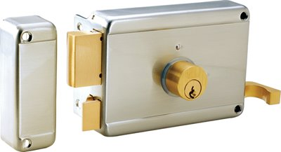 Italian Style Classic Rim Lock Series