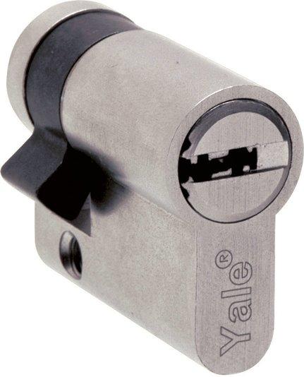 Y631/15/3010 - Yale 3XLOCK MultiLife Single Cylinders 40mm