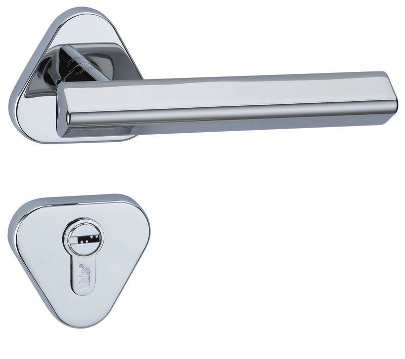 M38DA BC - Yale Moderna Series Door Lever Handle 3