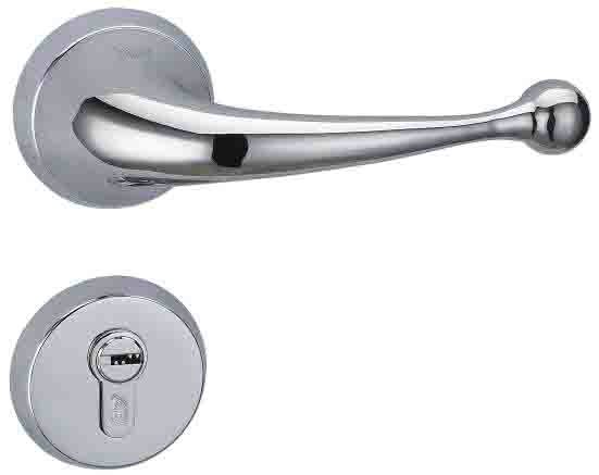 M38DA CD - Yale Moderna Series Door Lever Handle 4