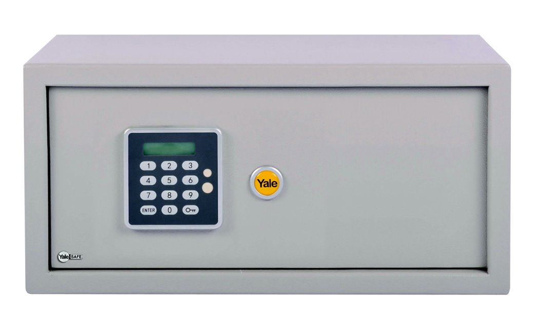 YLE/200/EG4 - Yale Essential Digital Safe Box (Laptop)