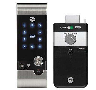 Smart Door Lock YDR3110 (for wooden & metal doors)