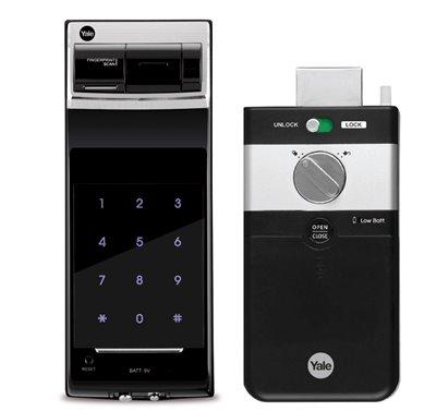 Smart Door Lock YDR4110 (for wooden & metal doors)