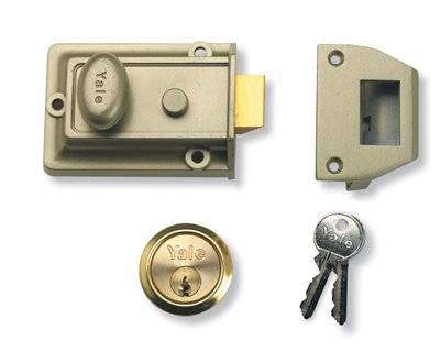 77T Traditional nightlatch