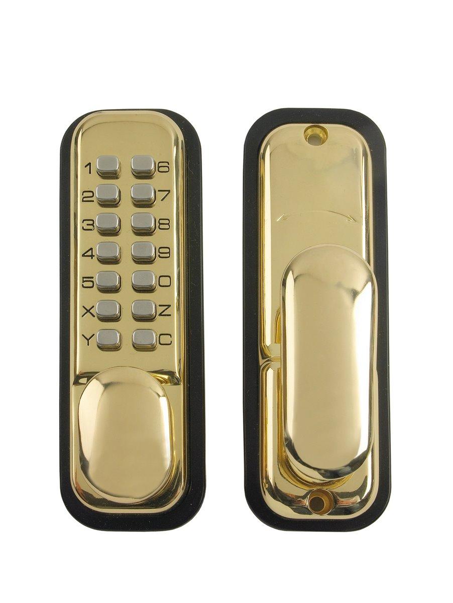 P-DL01 Lock