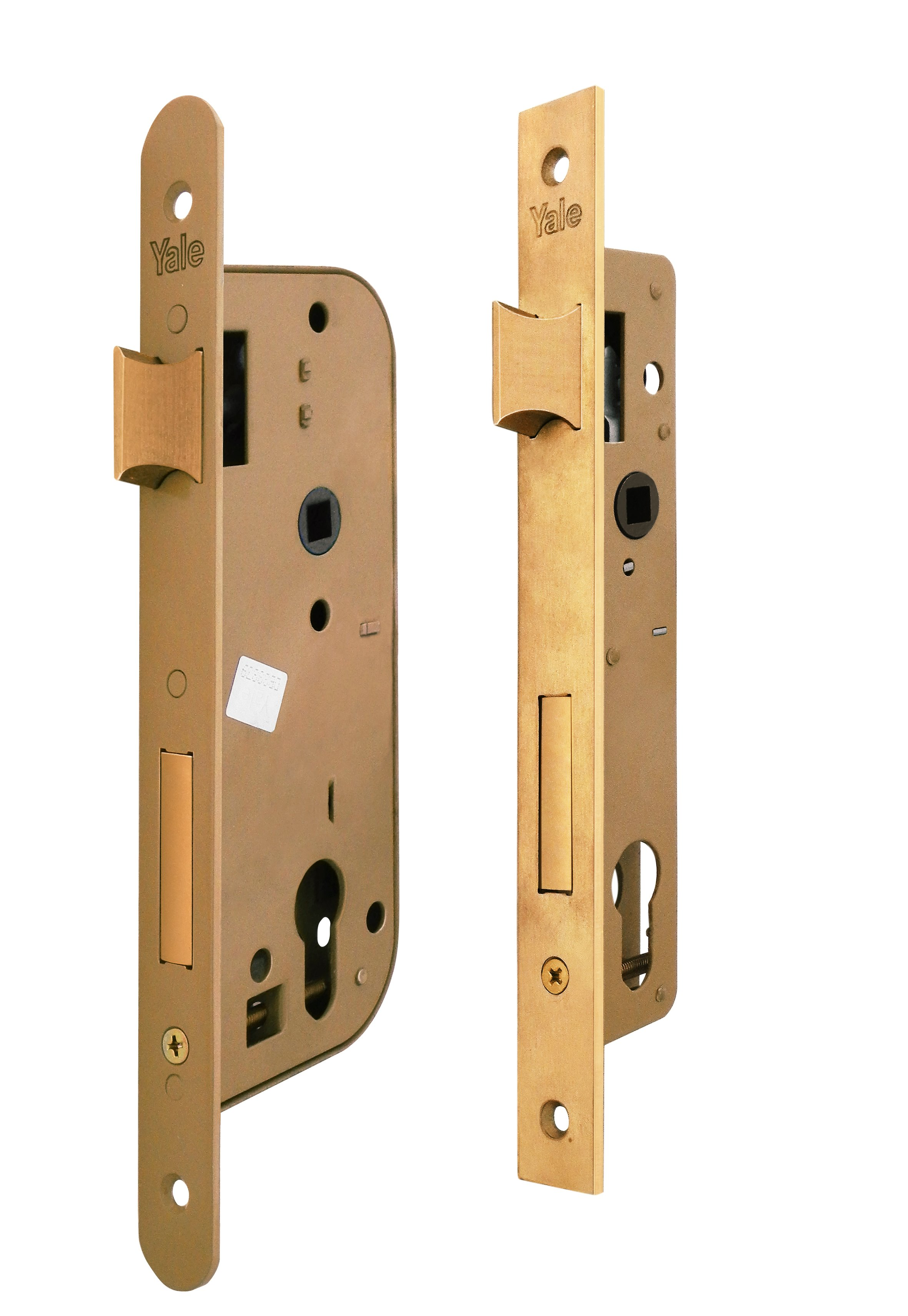 510/520 Mortice lock for wooden doors