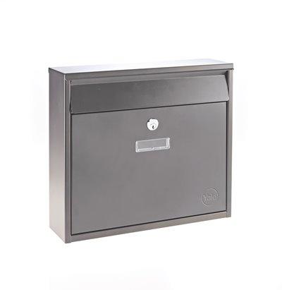 Ohio Postbox Stainless Steel