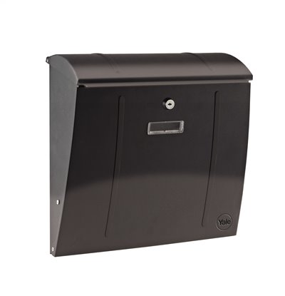 Delaware Postbox Steel