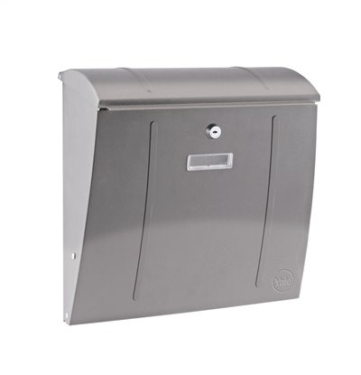 Delaware Postbox Stainless Steel