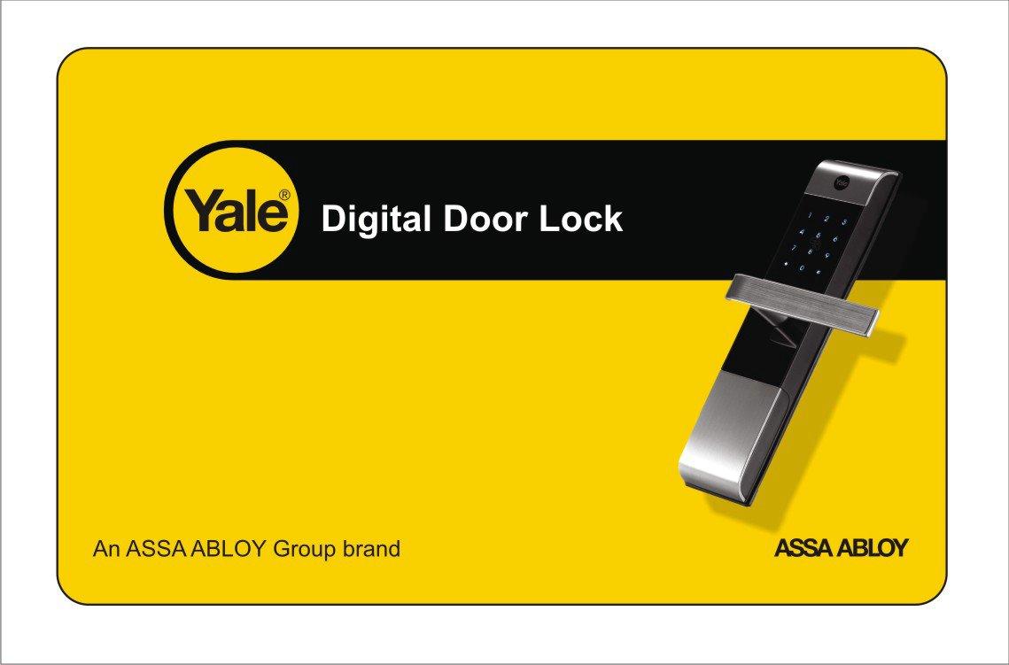 Yale Dijital Kapı Kilidi için Mifare Kart