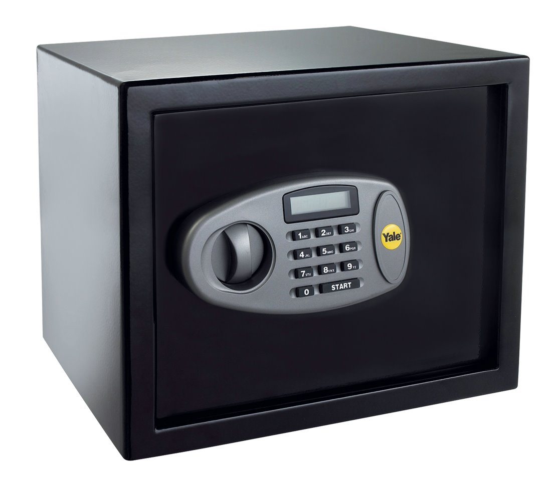 YSS/300/DB2 - Yale Standard Digital Safe (Large)