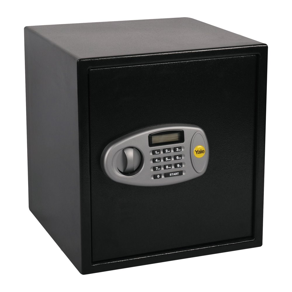 YSS/380/DB2 - Yale Standard Digital Safe (File Sized)