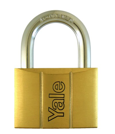 Y140/70 - Yale 140 Series Brass Padlock 70mm