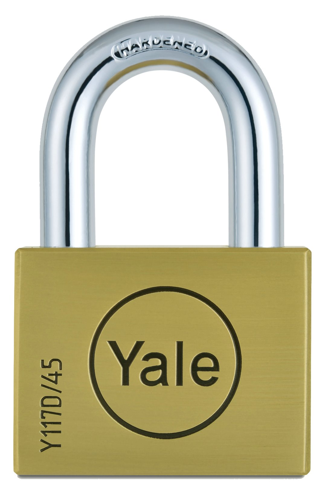 Y117D/45/127 - Yale Disc Padlock 45mm