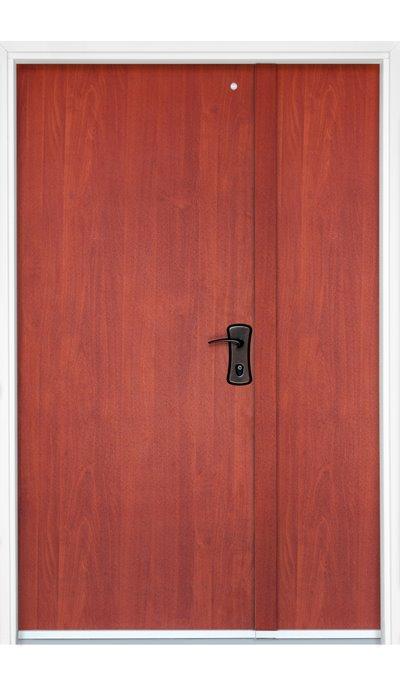 One & Half Leaf Door
